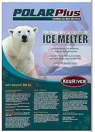 ++++ POLAR PLUS 20kg ice melter ++++