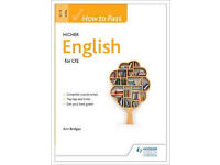 How to Pass Higher English - Hodder Gibson