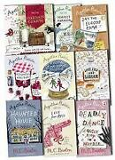 Agatha Raisin Books