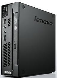 Lenovo Think Center Small factoryMinni Desktop  Intel Core i5   / 4 Gb RAM  / Window  7  Taxes inclui.