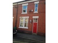 5 BED STUDENT HOUSE IN FALLOWFIELD. FULLY REFURBISHED READY FOR JULY 2018 , M14 6LU