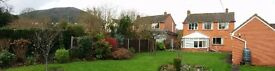 3 Bed Detached house in Gt Malvern, garage, large garden, close to Shops, Station, in Chase catchmt