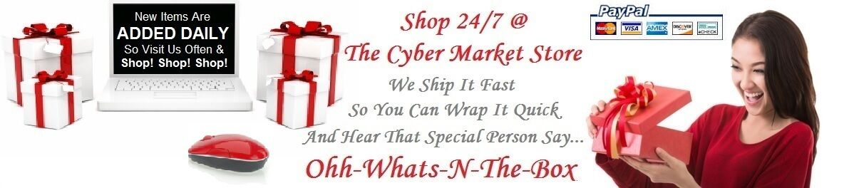 Shop 24/7 @ The Cyber Market Store