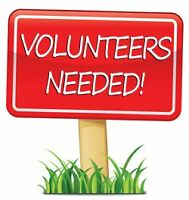 Volunteers Needed to Fill Vacant Roles