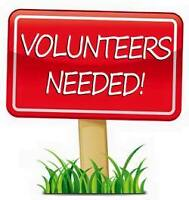 Looking for Volunteers