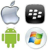 Mobile APP Development - IOS (Iphone/Ipad), Android, Blackberry