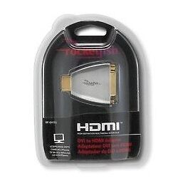 HDMI, DVI and VGA Cables