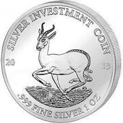 Silbermünzen Unze
