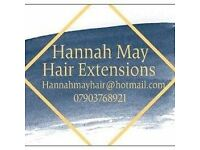 Hannah May Hair Extensions
