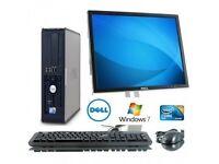Dell full pc system.