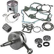 Honda CR 250 Engine