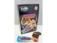 Natural Oskri Protein Bars x20 *CLEARANCE OFFER*