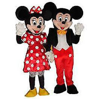 Scheme A Dream Childrens Party with CARTOON MASCOTS 204 962 2222