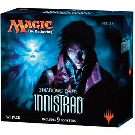 MTG Magic The Gathering Shadows Over Innistrad Fat Pack SALE