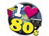 * * 80's, (New Romantic, Synth Pop) 70's, & 60's Specialist DJ * *