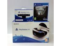 PlayStation VR Bundle (Used Once)
