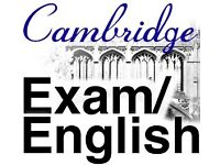 Professional, friendly and very experienced IELTS, FCE, CAE and English language tutor here for you