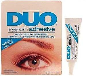 DUO GLUE FALSE EYELASH ADHESIVE 7g & 14g CLEAR AND DARK AVAILABLE