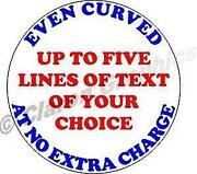 Spare Wheel Cover Decals