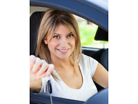 Female driving Lessons AUTO 5 lessons for £90 –Walthomstow, Leyton, Leytonstone, Wanstead