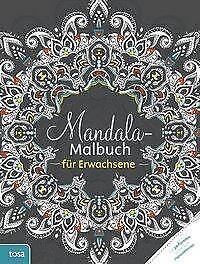 Mandala-Malbuch für Erwachsene - 9783863135430