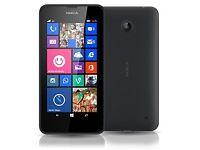 Nokia Lumia 635 + Case + £5 SIM ONLY £30