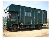 Seeking land to site horse box camper 😊