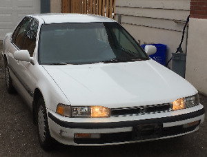 1991 Honda Accord EX Sedan