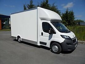From!!£25/h!!Man and Big Luton Van Removals