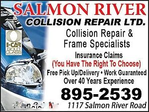 Salmon River Collision Repair Ltd.