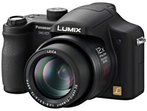 Panasonic DMC-FZ7 6MP Digital Camera with 12x Optical Zoom