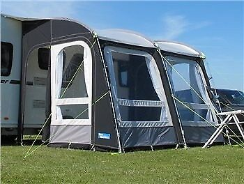 Kampa Caravan Awning Including Accessories In Freckleton