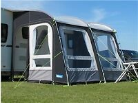 Kampa Caravan Awning plus accessories