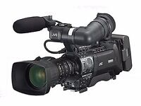 JVC GYHM700E Studio Camcorder with Canon 14x lens for sale!