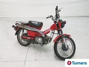 2008 Honda CT110 ex Aus Postie moto for sale Manly Manly Area Preview