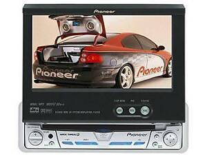 Pioneer Car DVD ⁄ Head Unit AVH-P5750DVD Greystanes Parramatta Area Preview