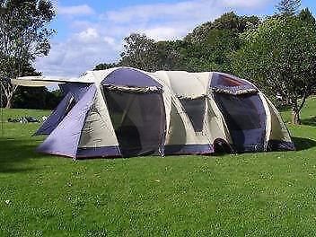 Oztrail Sportiva Odyssey double dome tent & camping gear in Brisbane South East QLD | Camping u0026 Hiking ...