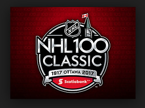 NHL Outdoor Classic Ottawa 16 Dec