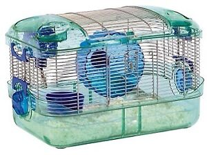 Hamster small animal cage