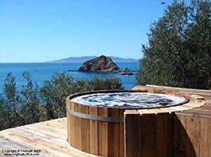 NATURAL GAS hot tub conversion