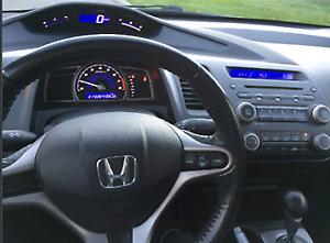 Honda civic 2009 automatique sport