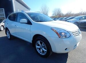 2010 Nissan Rogue Yes SUV, Crossover