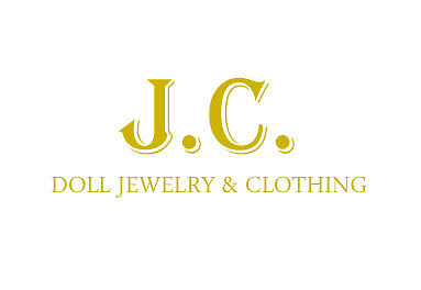 JC Doll Jewelry and Clothing