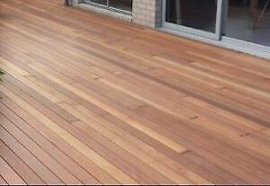 Pacific Jarrah 90x19 ribbed one side Decking New Price Allenby Gardens Charles Sturt Area Preview