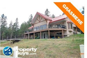 Grasmere - Home on Acreage For Sale