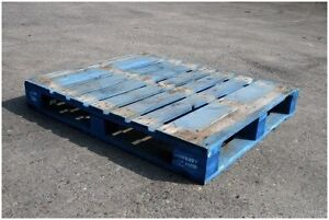 I want some CHEP pallets. must be blue. Free pick up for you!