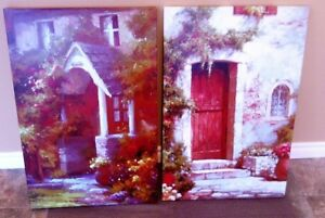 2 canvas pictures Cornwall Ontario image 5