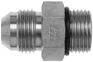 6400-10-10 Hydraulic Fitting 58 Male Jic X 58 Male O-ring Boss C5315