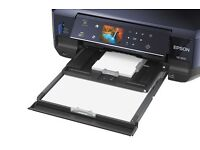 Epson XP-600 printer with compatible ink cartridges
