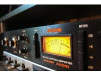 Warm audio Wa76 1176 compressor vocals, bass, neve, api, ssl, urei